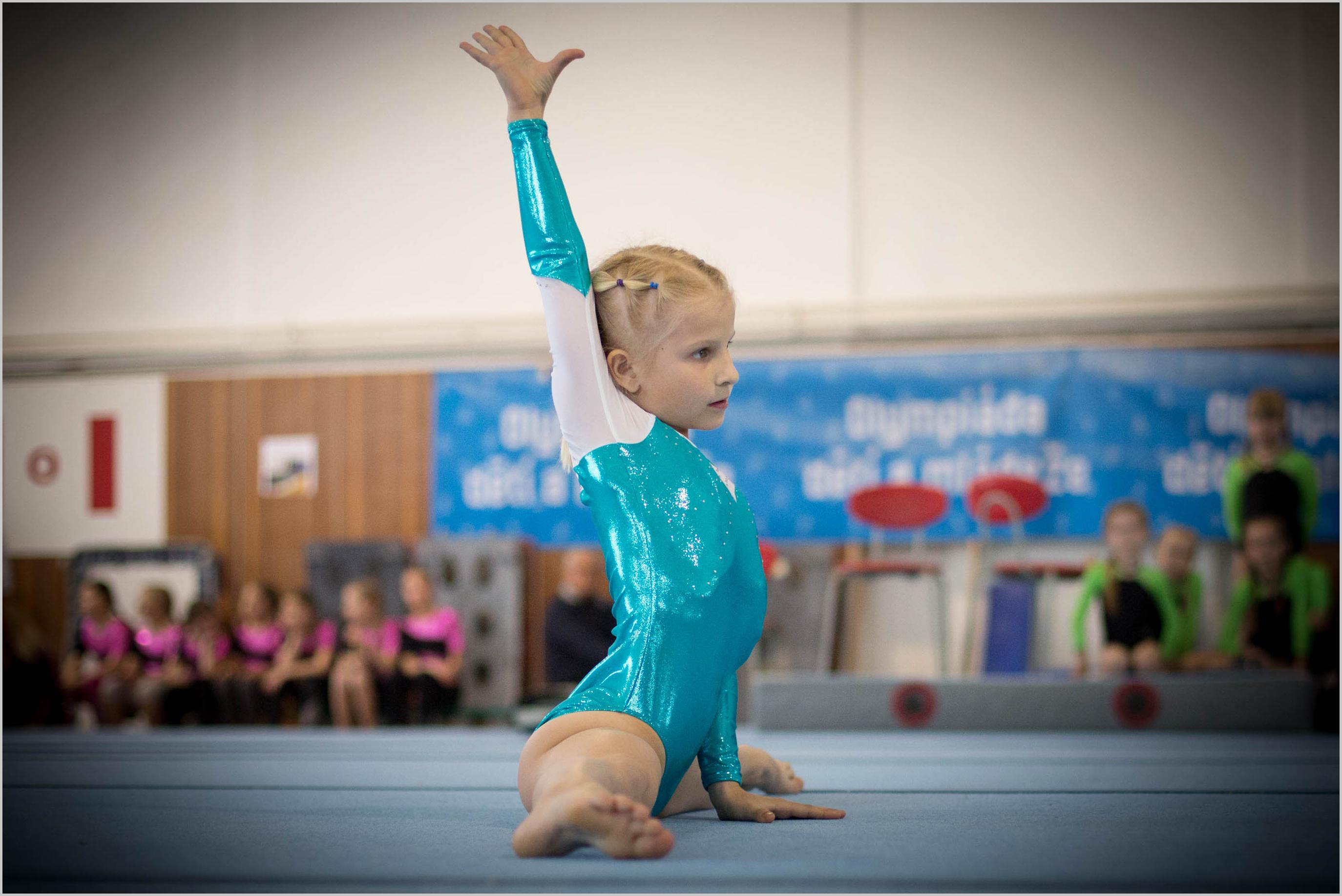 Přebor v gymnastice 2019