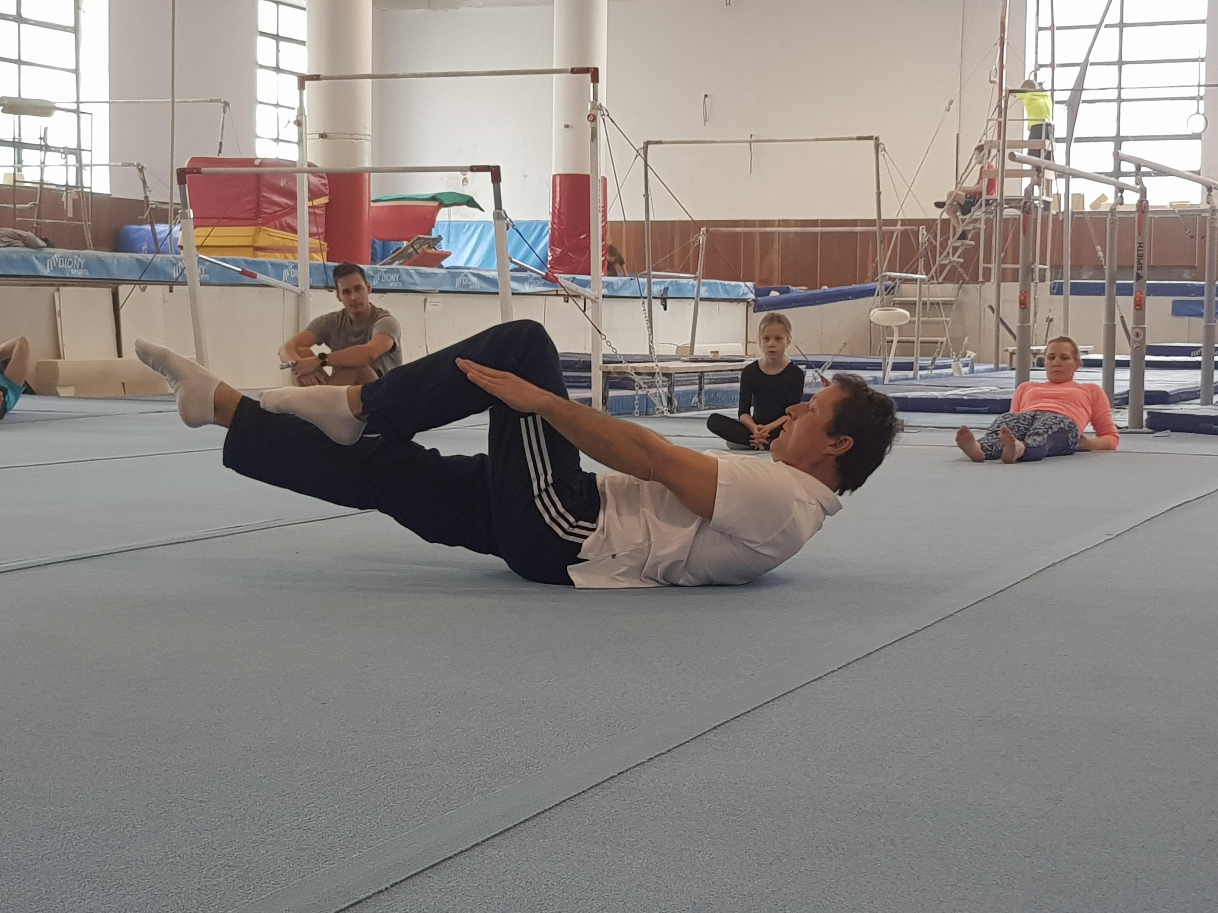 Gymnastická průprava 2020