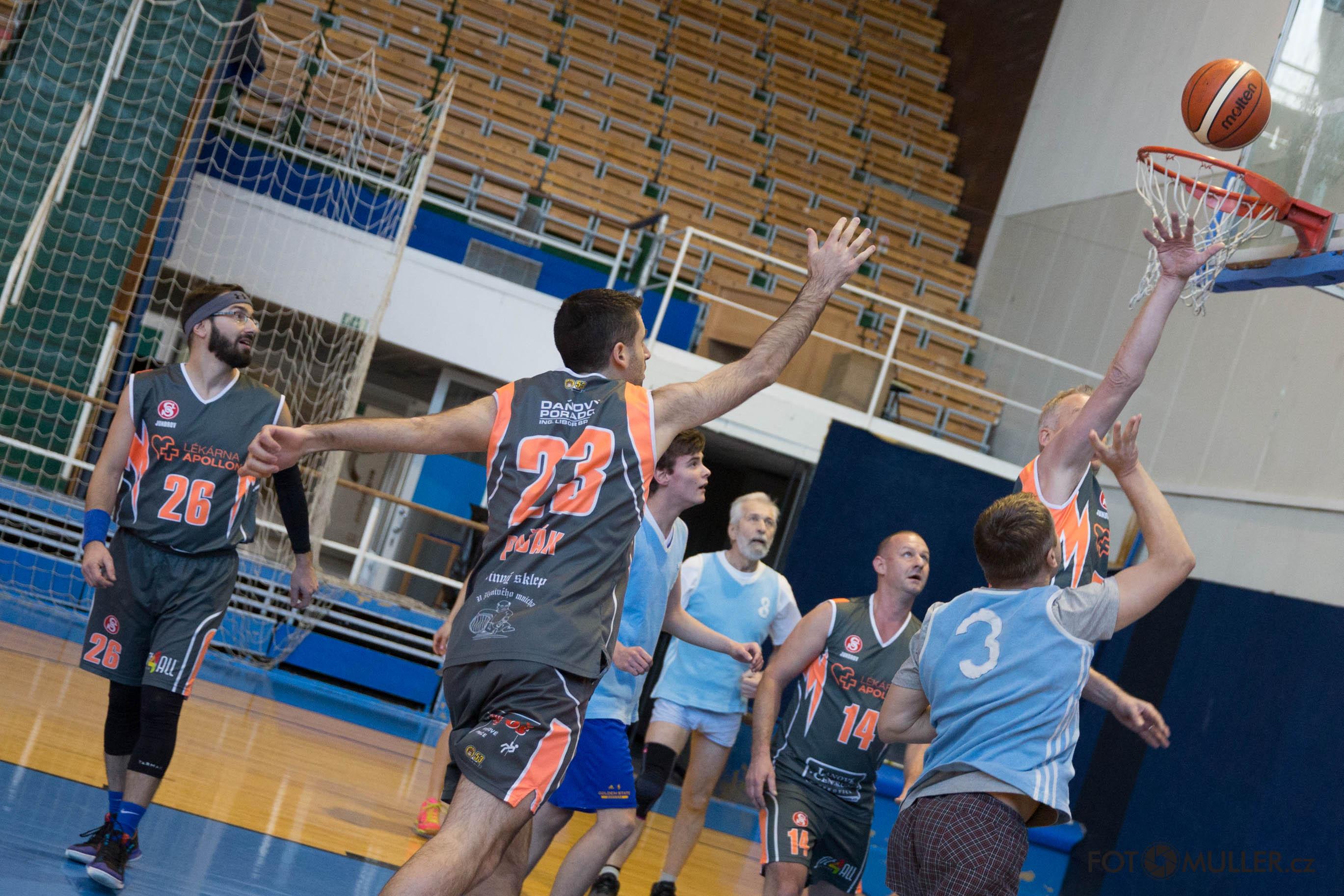 Basketbalový turnaj 2020