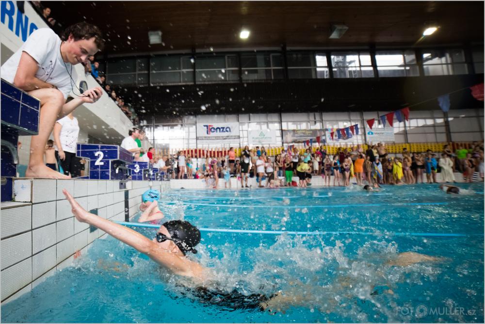 Přebor v plavání 2019